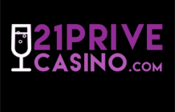 21prive casino logo.