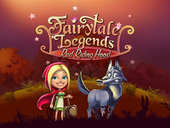 Online slot Fairytale Legends slot Hansel and Gretel.