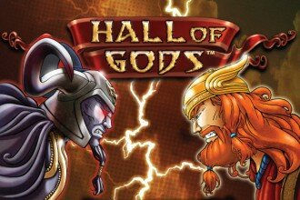 Online slot hall of Gods.