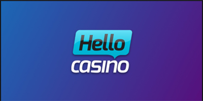 Logo Hello casino.