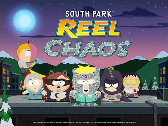 Free Spins on South Park slot.